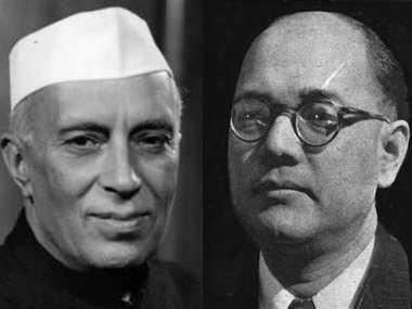 Nehru and Bose: At loggerhead?