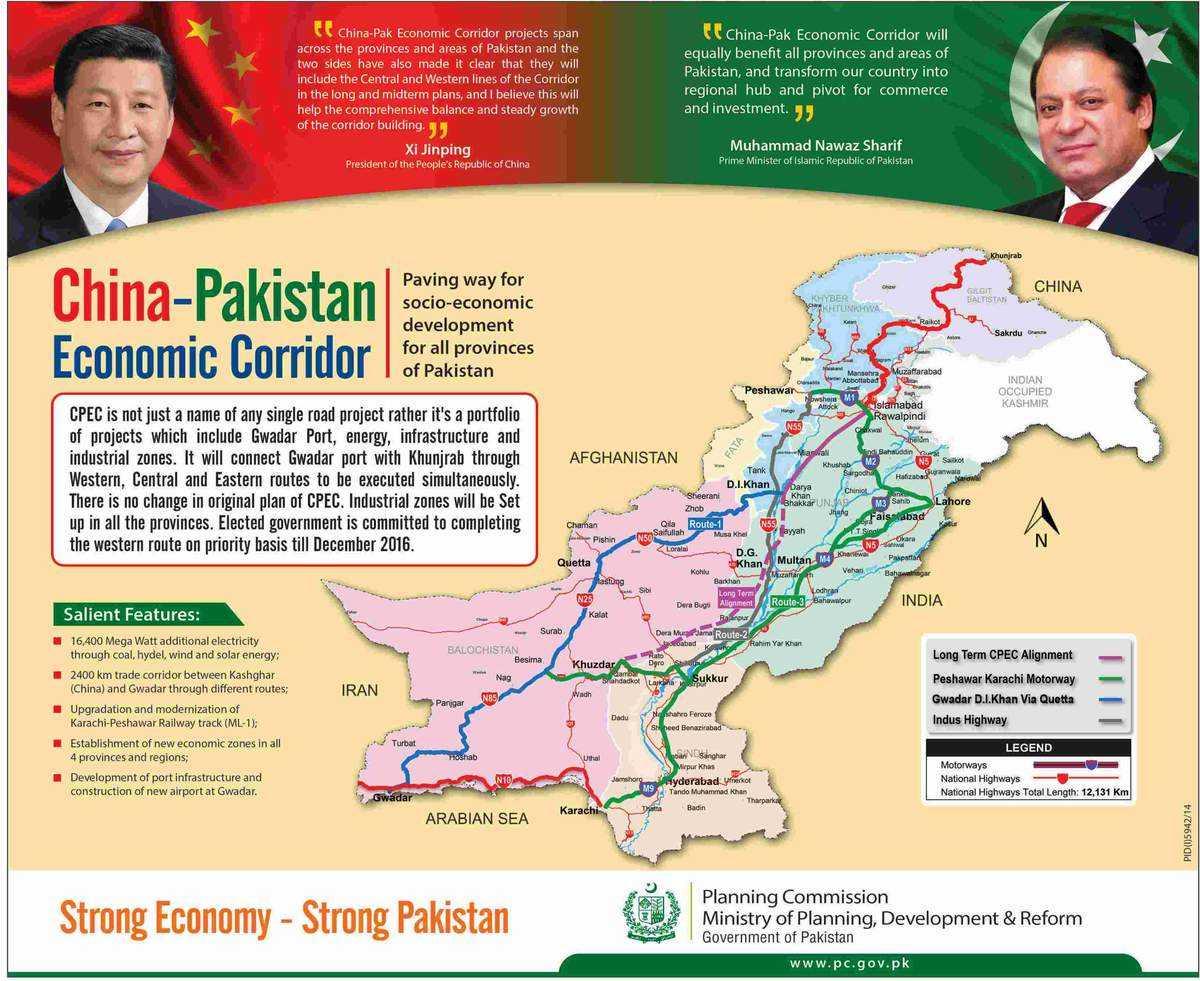 China-Pakistan economic corridor - fnbworld