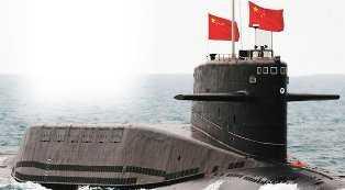 Chinese Nuke Submarine at Sri Lanka-fnbworld