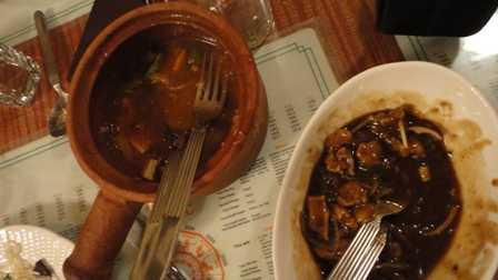 claypot veggies