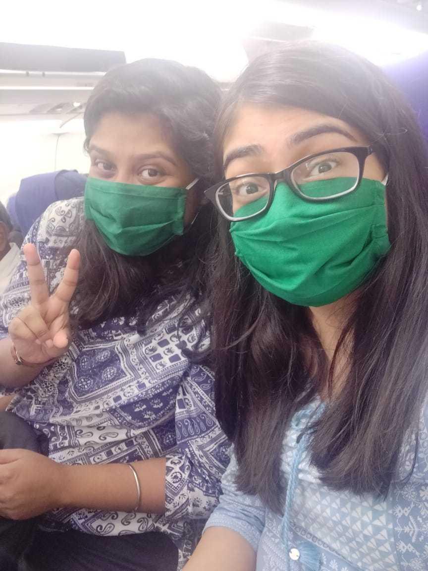 Coronavirus masked girls-fnbworld