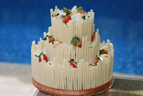 Couture Cakes by Pastry Chef Prashant Anand