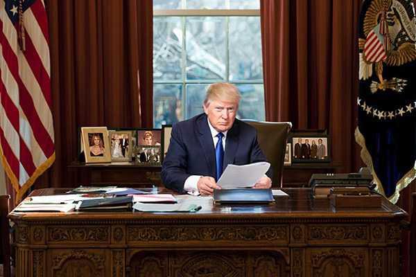 US President Trump-cecil victor-fnbworld