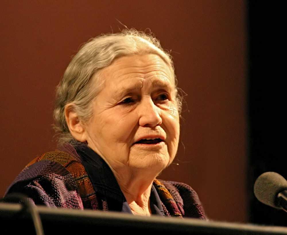 Nobel Prize winner: Doris Lessing-fnbworld