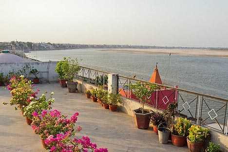 A view of drying Ganga (river Ganges)-fnbworld