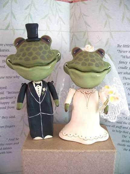 Froggy Wedlock