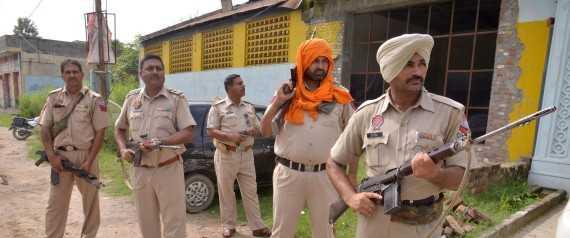 Attack in Gurdaspur-fnbworld