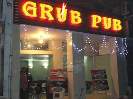 Grub Pub in Hauz Khas