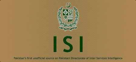 inter services intelligence