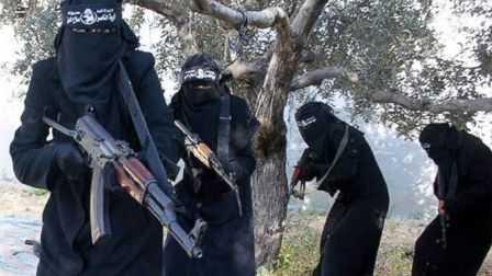 ISIS terrorists-fnbworld