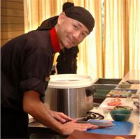 Chef at OA, Shangri La