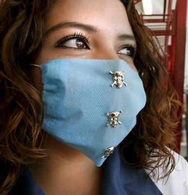 Swine Flu can be kept at  bay