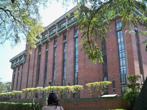India Habitat Center (IHC), Lodhi Road