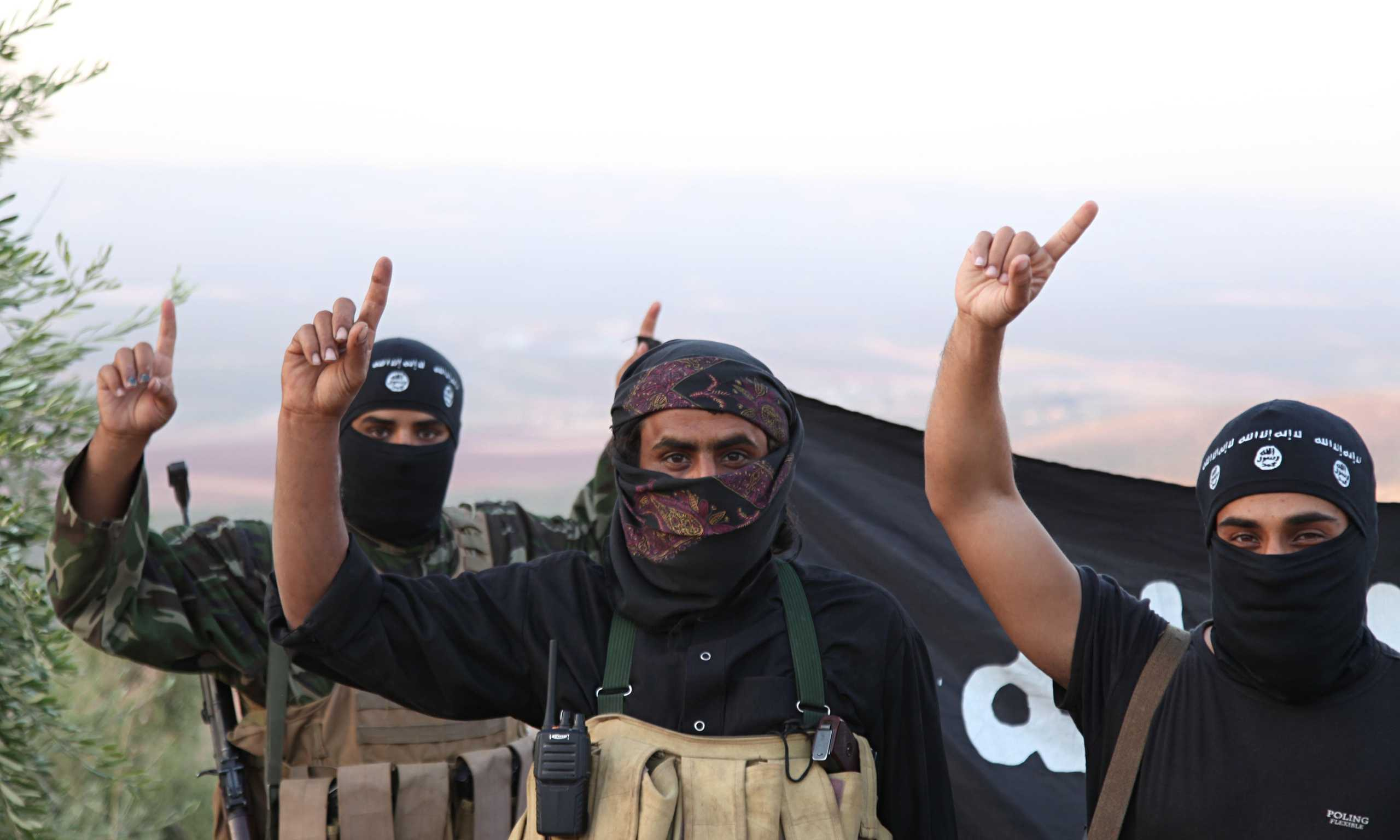 ISIS Fighters-fnbworld