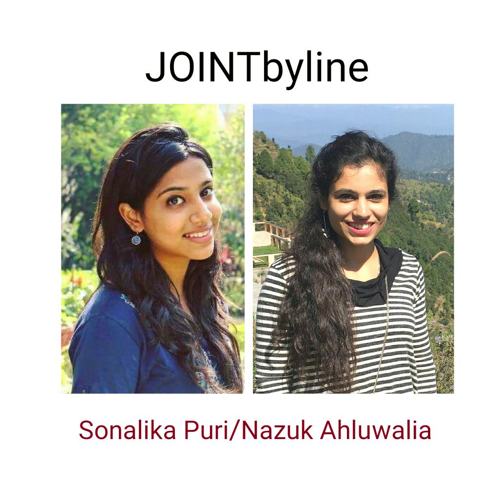 Sonalika Puri and Nazuk Ahluwalia-fnbworld-IP College