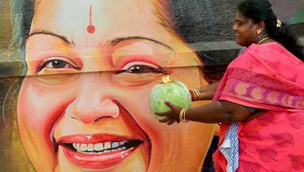 Jayalalitha-the leading lady once-fnbworld