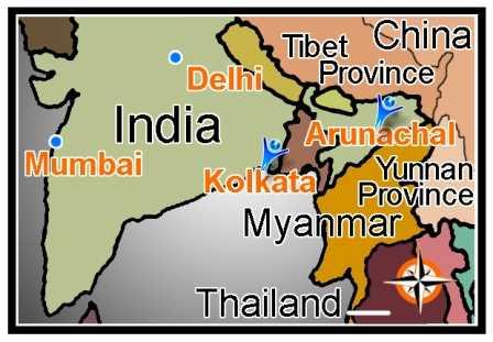 India-China-map-fnbworld