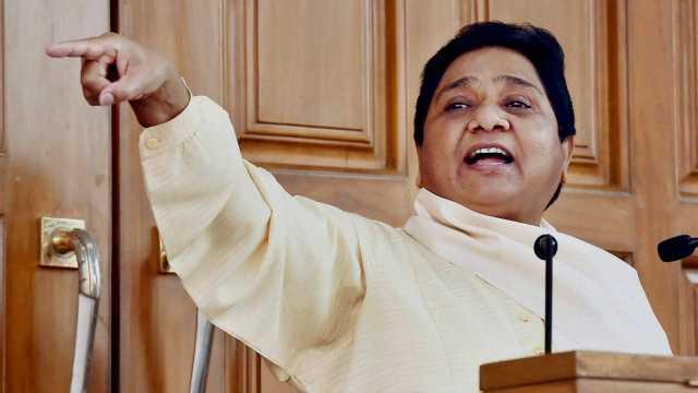 Mayawati-fnbworld