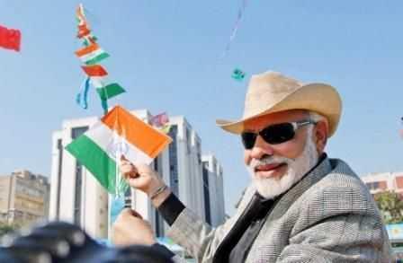 Gujarat Chief Minister Narender Modi - fnbworld