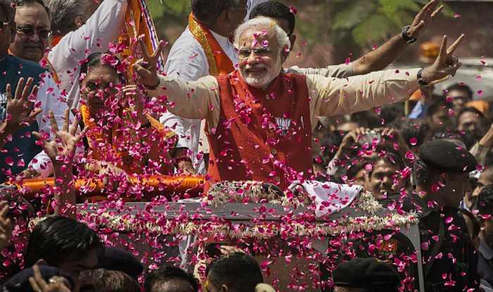 Victory for Narendra Modi in UP-fnbworld