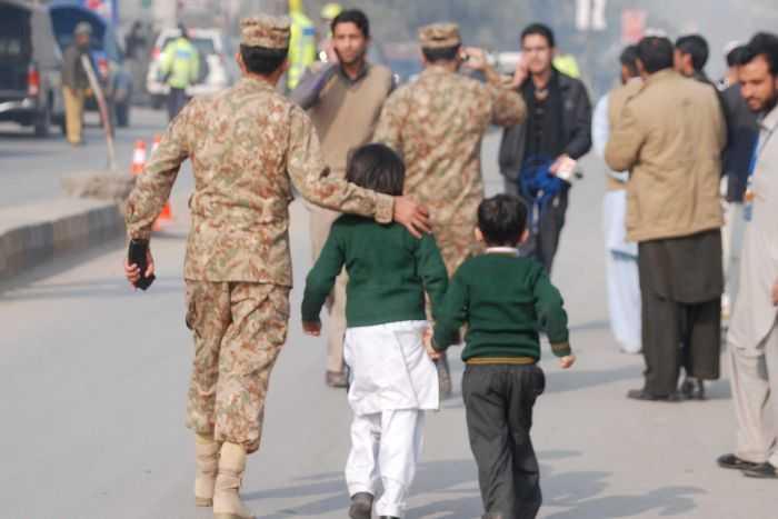 Pakistan's school children under attack