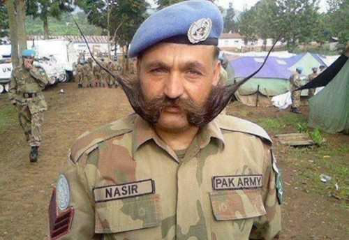 Pakistani army soldier-fnbworld