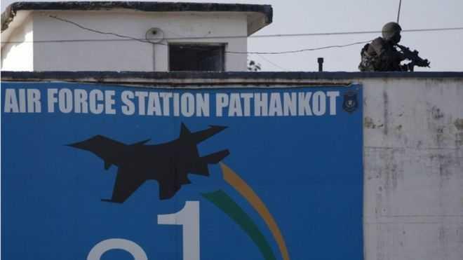 Pathankot: Vigil post terror attack