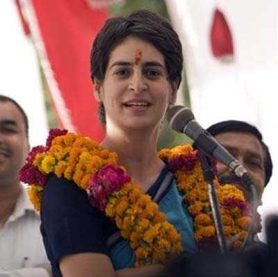 Priyanka Gandhi Vadra-fnbworld