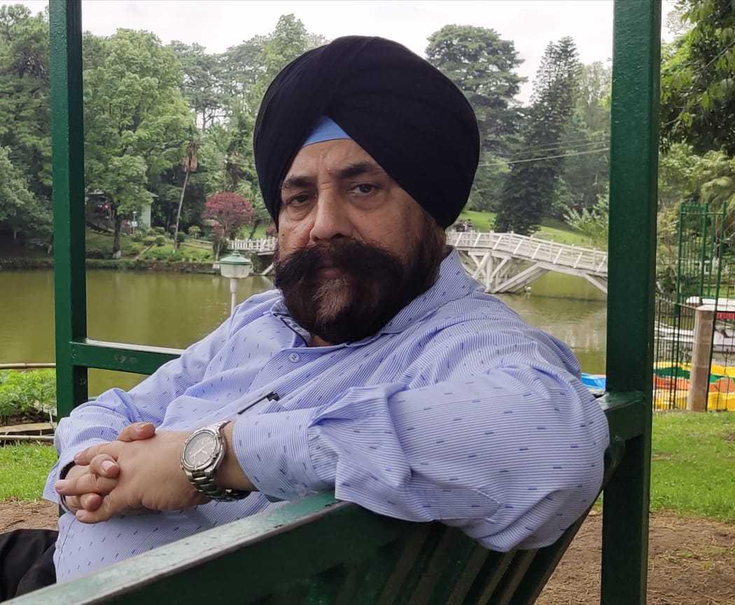 Prof. Avinash Singh-fnbworld