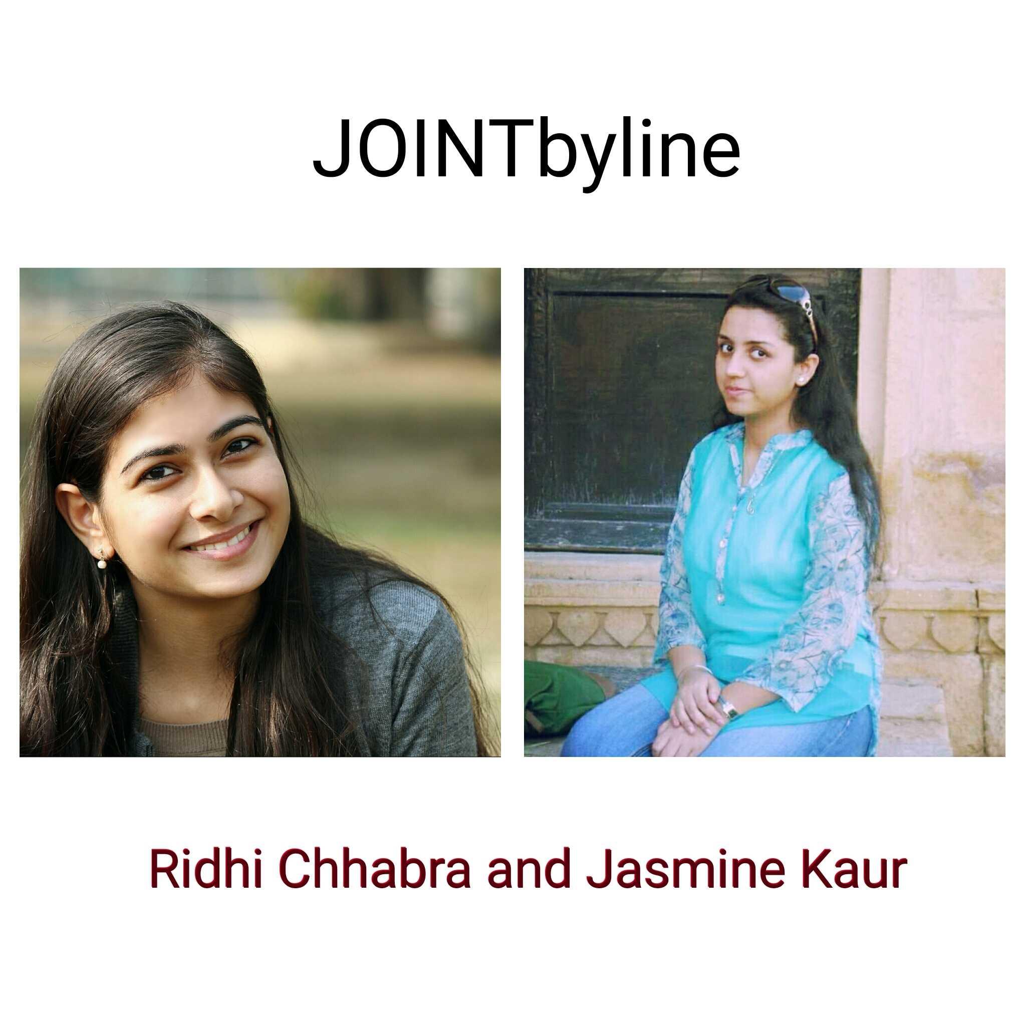 Ridhi Chhabra and Jasmine Kaur-fnbworld
