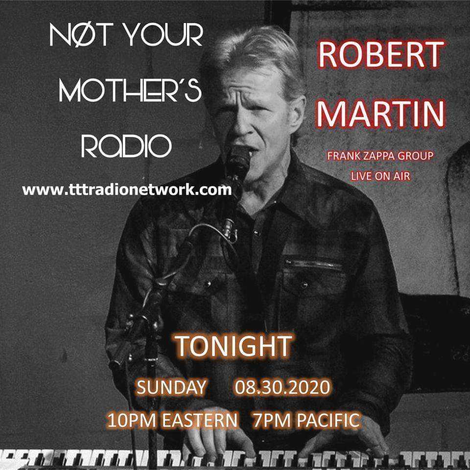Robert Martin show-fnbworld