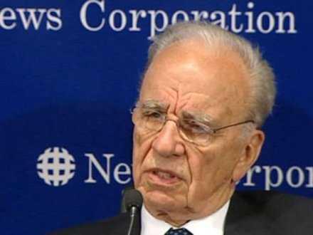 Top Media baron Rupert Murdoch-fnbworld