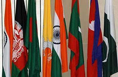 SAARC  Member  Nations