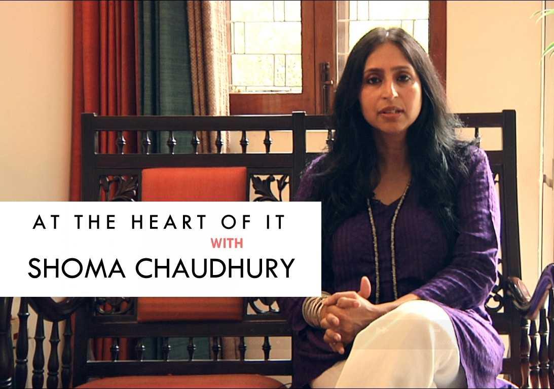 Shoma Chaudhury, managing editor, Tehelka