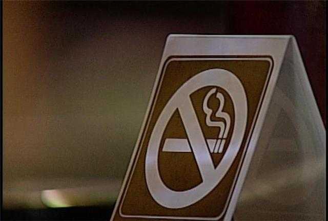 No more smoking in  Michigan