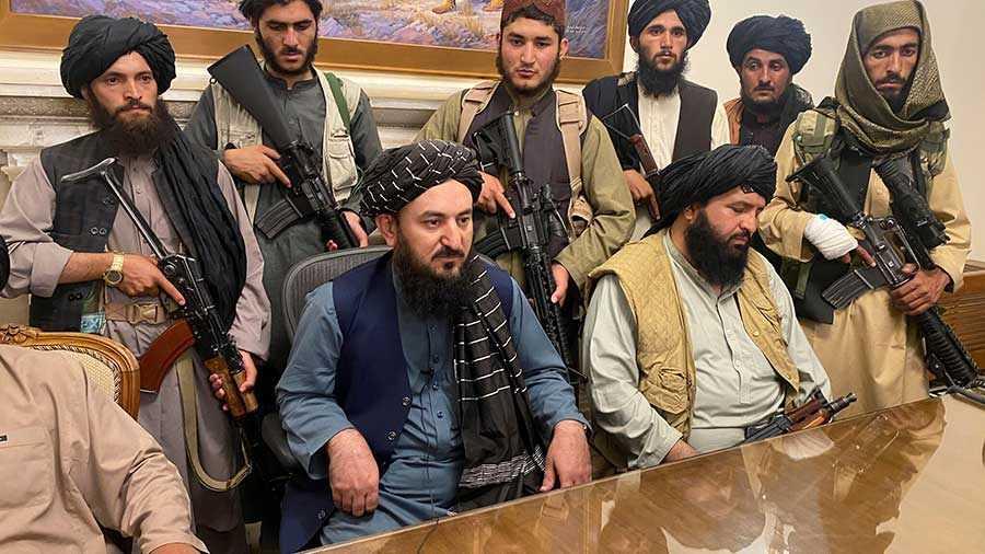 Taliban regime in place-fnbworld