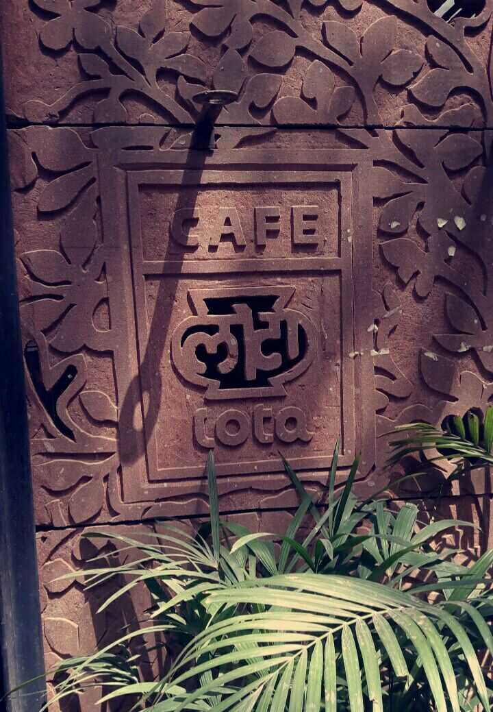 Entrance to Cafe Lota-fnbworld