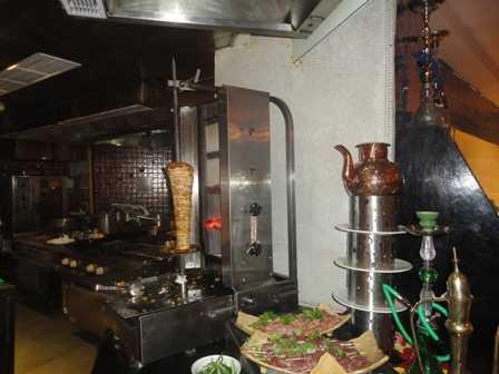 Turkish food-live station-fnbworld