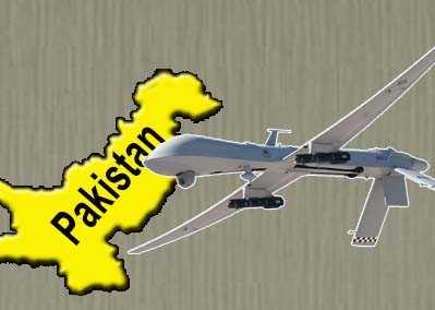 Drones over Pakistan