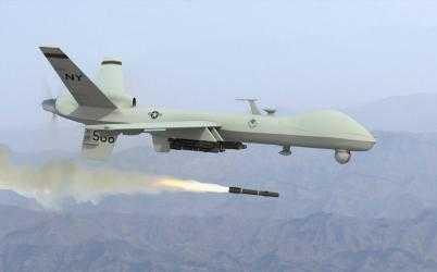 US Drone strike against ISIS in Afghanistan-fnbworld