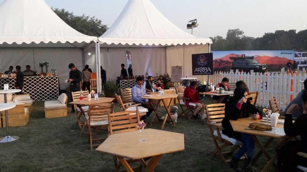 VIP lounge for foodies-fnbworld-ridhi chhabra