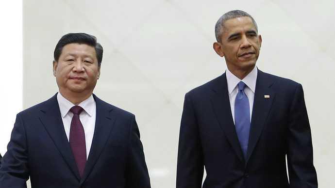 President Xi Jinping and President Obama-fnbworld
