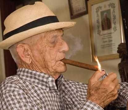 Cuba's  Don  Alejandro  Robaina