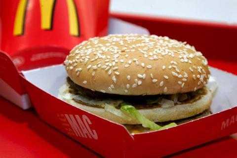 Big Mac burger-fnbworld
