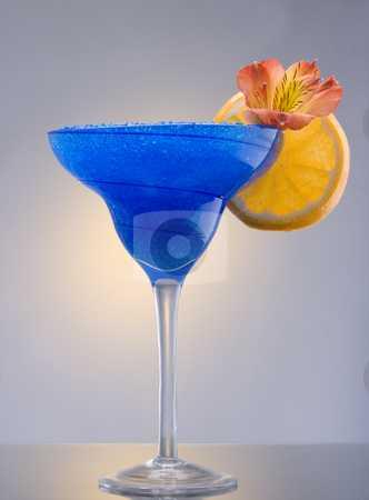 Blue Hawaiian mocktail-fnbworld