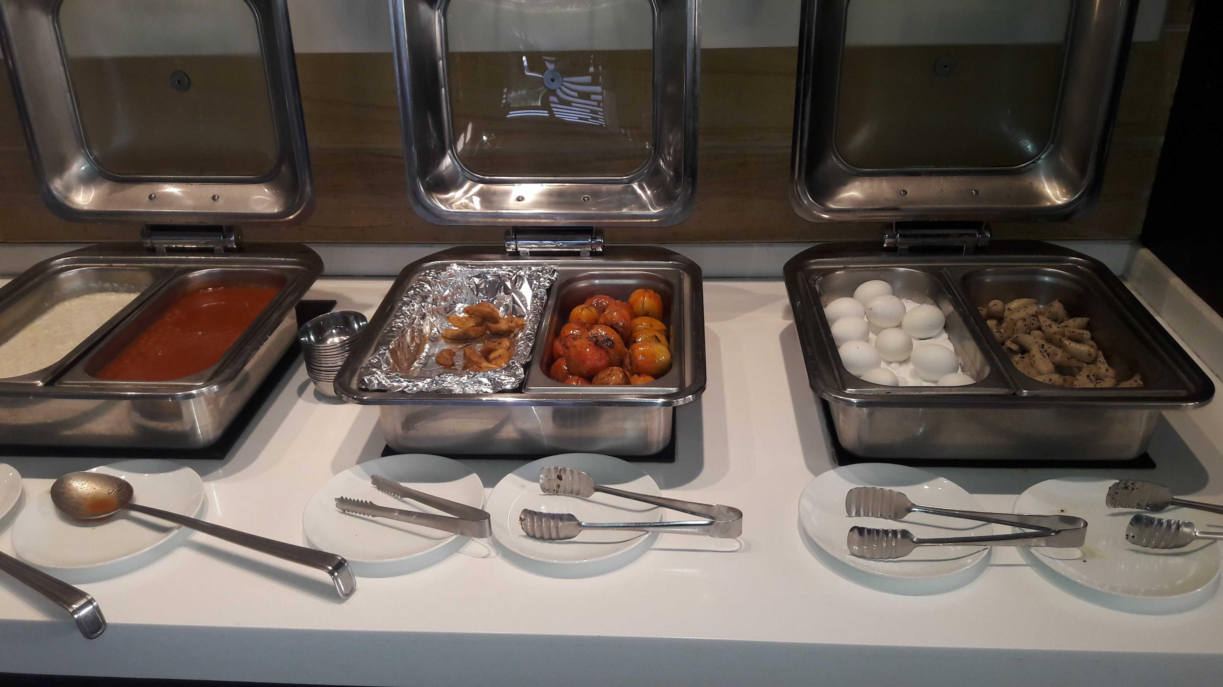the perfect breakfast buffet spread at hotel marigold-fnbworld