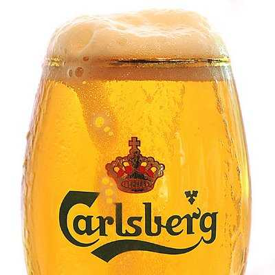 Carlsberg beer: Is saying bottoms up in vogue?