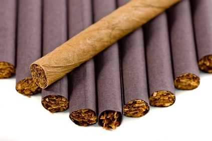 Cigars have a wonderful aroma