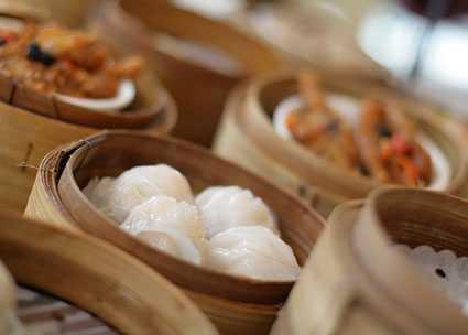 Dimsums (dumplings)