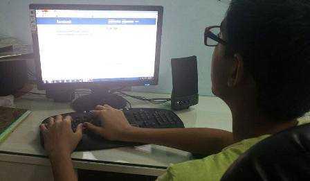 An avid facebook user-fnbworld